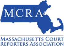 Massachusetts Court Reporting Association Logo